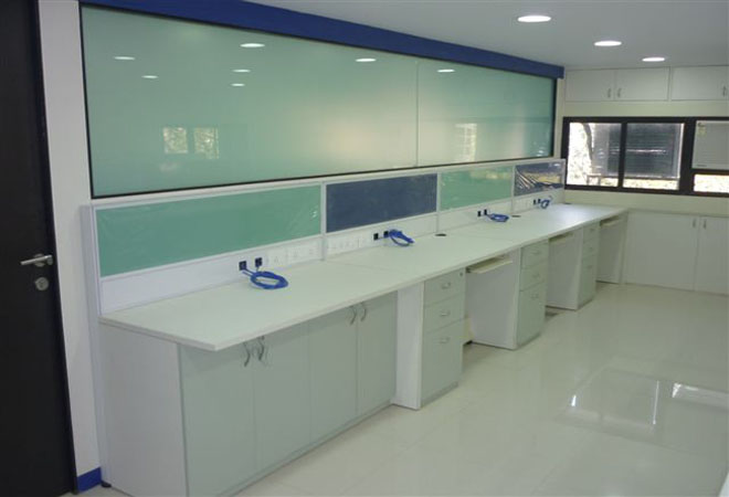 Modular Office Workstations Bangalore, Office Workstation India ...